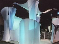 пример оформления выставочного стенда