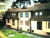 Выставочный стенд - дом
