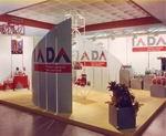Выставочный стенд из конструктива VOLUMA.
