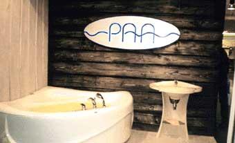 Выставочный стенд - ванная