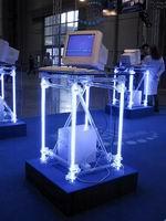 Выставочный стенд из системы PAXTON