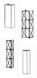Мобильный стенд TOWER